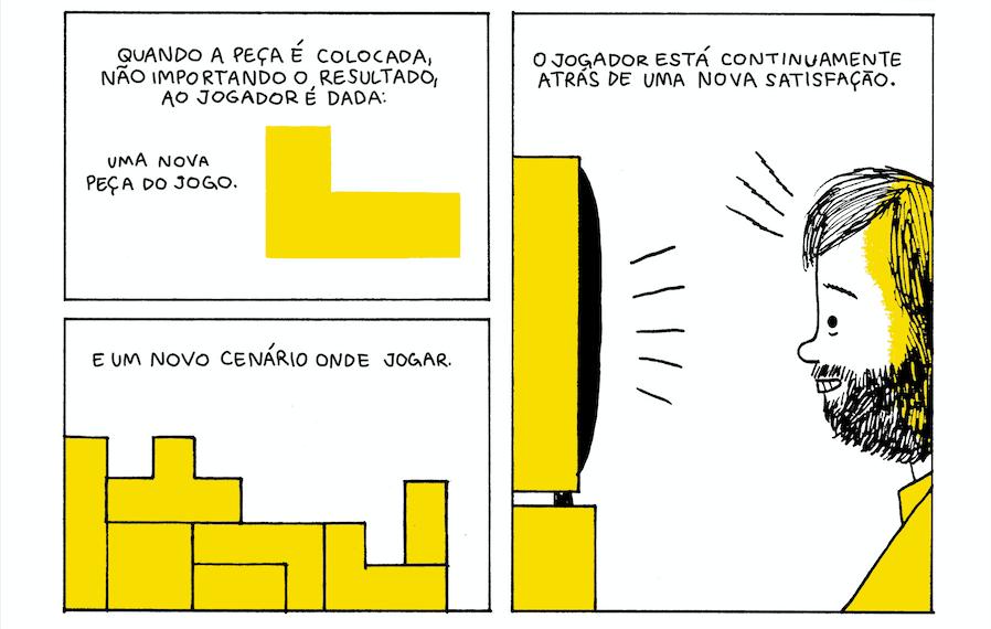 """Papo com Box Brown, autor de Tetris: """"É quase impossível não ter algum propósito comercial na sua arte"""""""