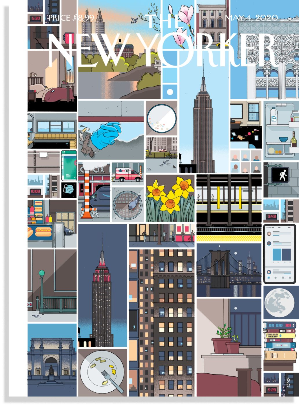 Still Life, por Chris Ware