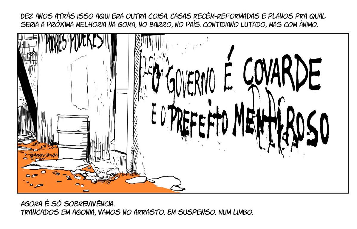 Farol de Quebrada, por João Pinheiro