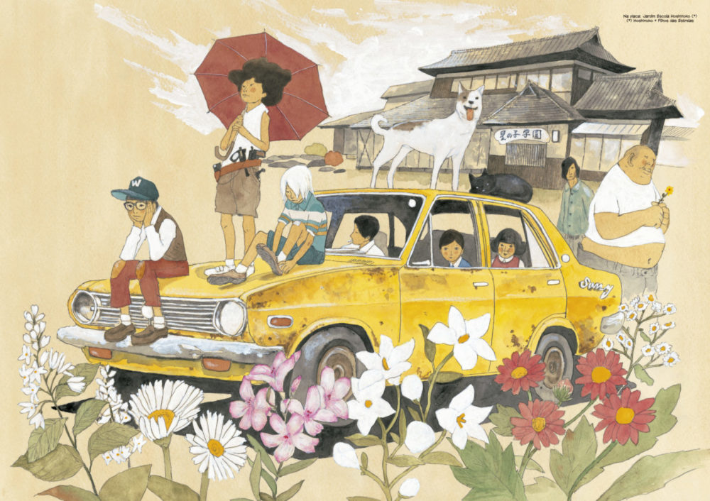 Sarjeta #8: Marcelo D'Salete e Rafael Coutinho falam sobre Sunny, de Taiyo Matsumoto