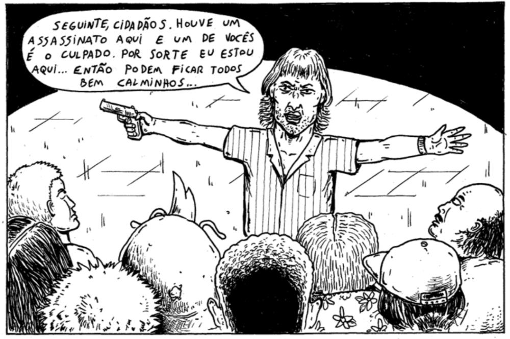 """Papo com Lobo Ramirez, autor de Supermercadinho Brasil: """"Tentei me aventurar na dimensão das palavras"""""""