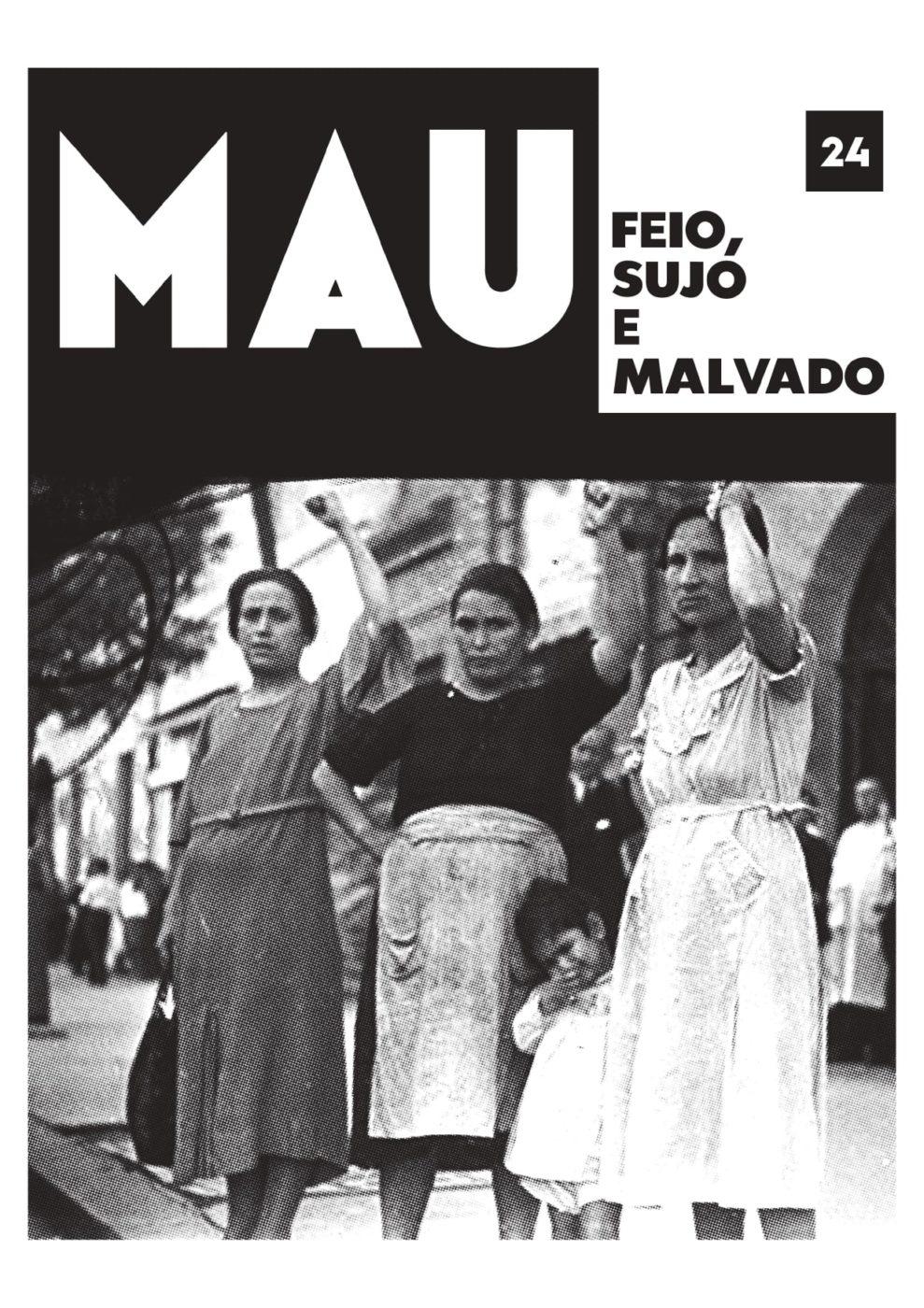 O MAU está de volta! Rogério de Campos fala sobre a retomada da publicação após 29 anos, em edição com Robert Crumb, Gilbert Shelton, Simon Hanselmann e Martin Rowson