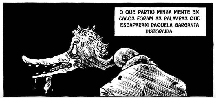 """Papo com Juscelino Neco, autor de Reanimator: """"Tentei estabelecer uma trama que vai escalonando a bizarrice a níveis cada vez mais absurdos"""""""