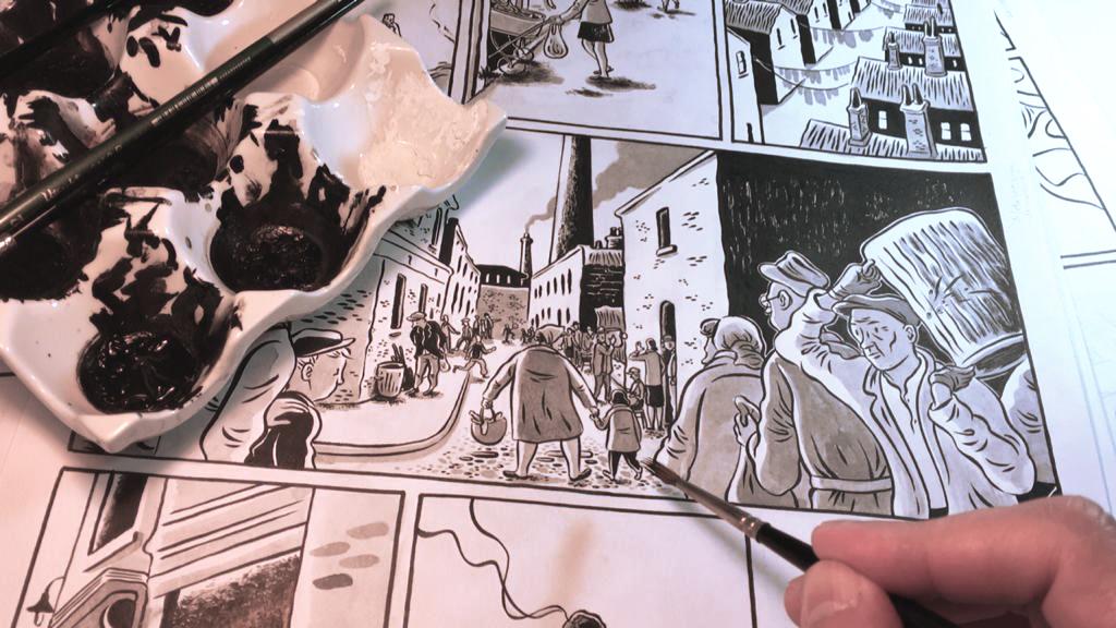 Sarjeta #15: Fido Nesti fala sobre 1984
