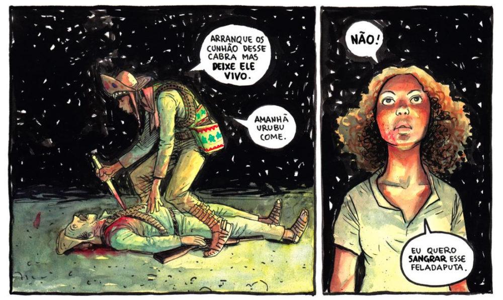 Sarjeta #16: Shiko e a brutalidade de Carniça e a Blindagem Mística
