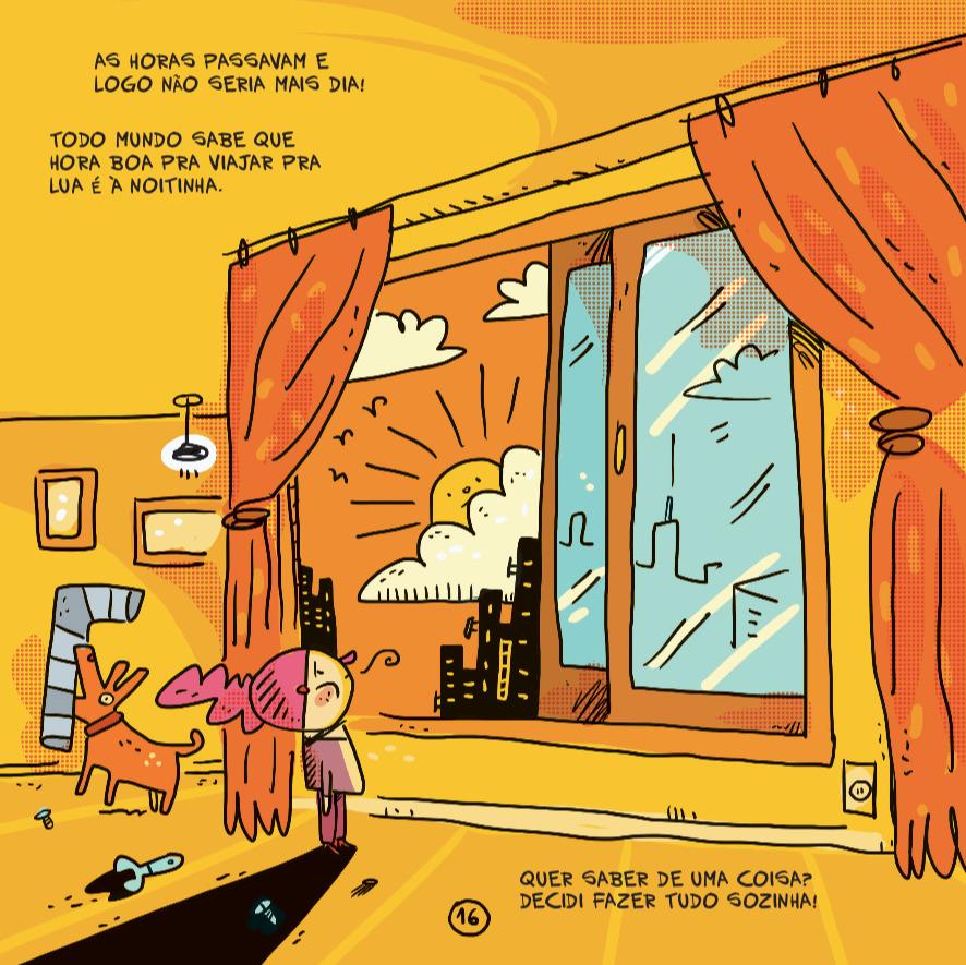 """Papo com Galvão Bertazzi, autor Olívia Foi Pra Lua: """"O Galvão autor de livro infantil foi um espasmo fofo da minha natureza"""""""